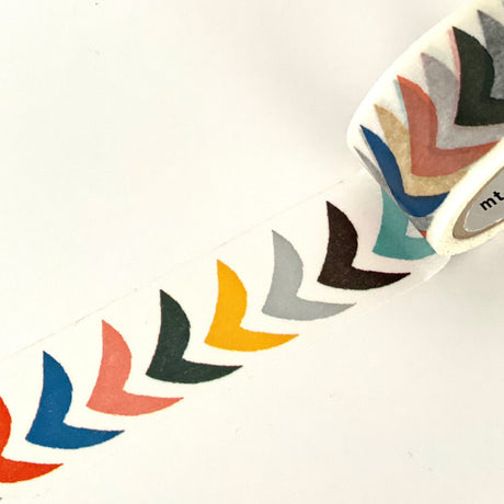 Bird by Minä Perhonen | Washi Tape (wide)