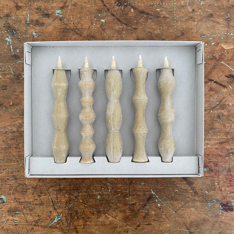 Nanao Candles | Set of 5