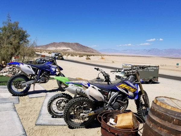 Ocotillo Wells Club House - Motorcycle Riding Half Day, Per Person