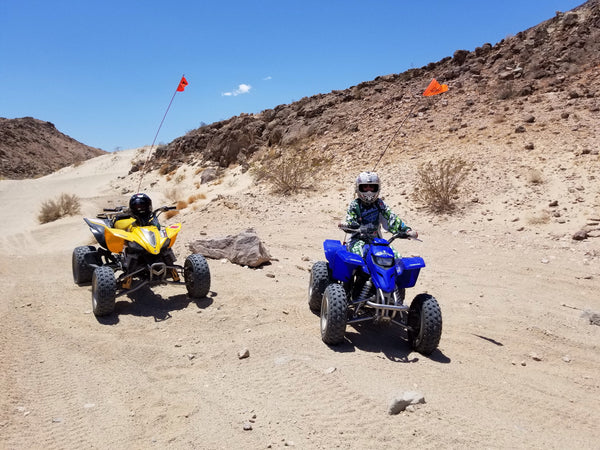 Ocotillo Wells Club House - Quad Riding Full Day, Per Person