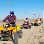 Ocotillo Wells Club House - Quad Riding Half Day, Per Person