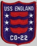 Private Event - U.S.S. England CG-22 - Weekend in the Desert Fund