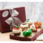 Merry Mix Up Cupcake Assortment Gift Box
