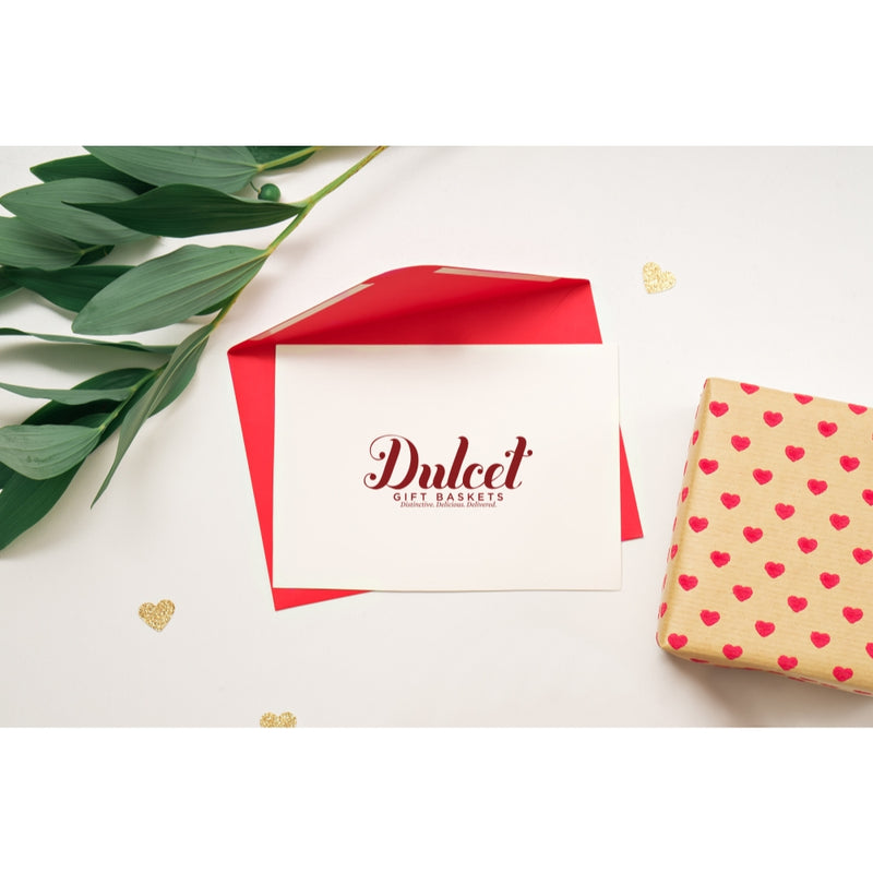 Dulcet's Gingerbread and Peppermint Cookie Gift Tin