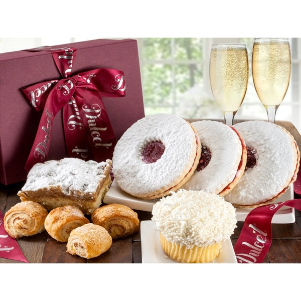Wedding Anniversary Best Wishes Gift Basket