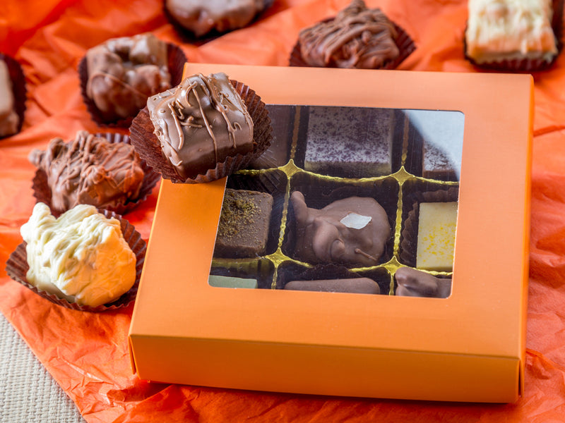 Gourmet Chocolate Assorted Dessert Gift Box