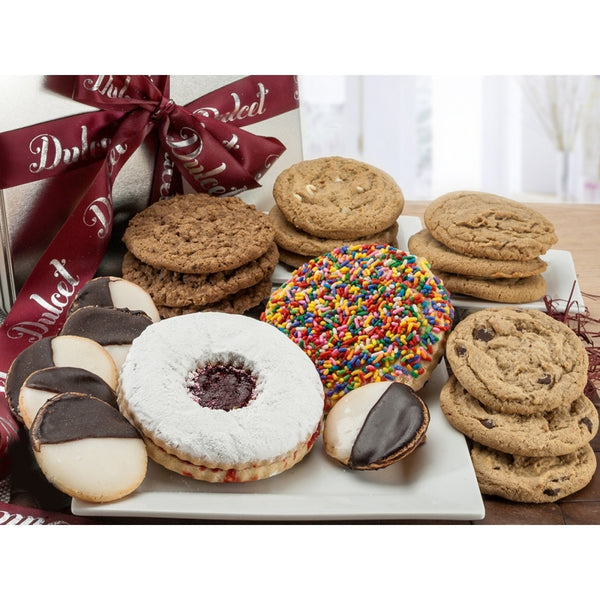 Cookie Assortment Gift Tin