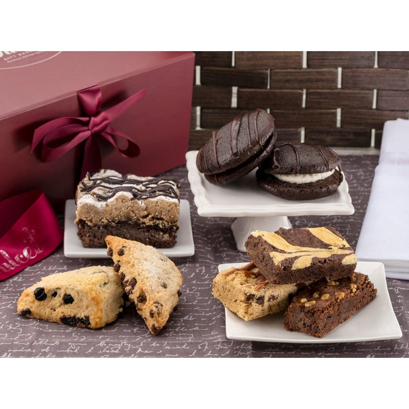 Gourmet Pastry Gift Basket