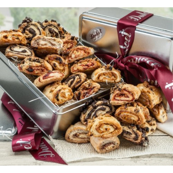 All Flavor Flaky Rugelah Gift Tin
