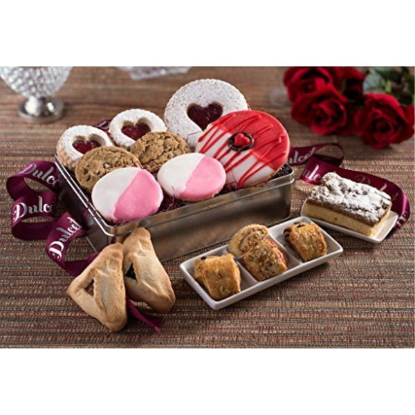 Valentine's Day Lovely Gifts For Her or Him -Dulcet's Valentines Assortment o...