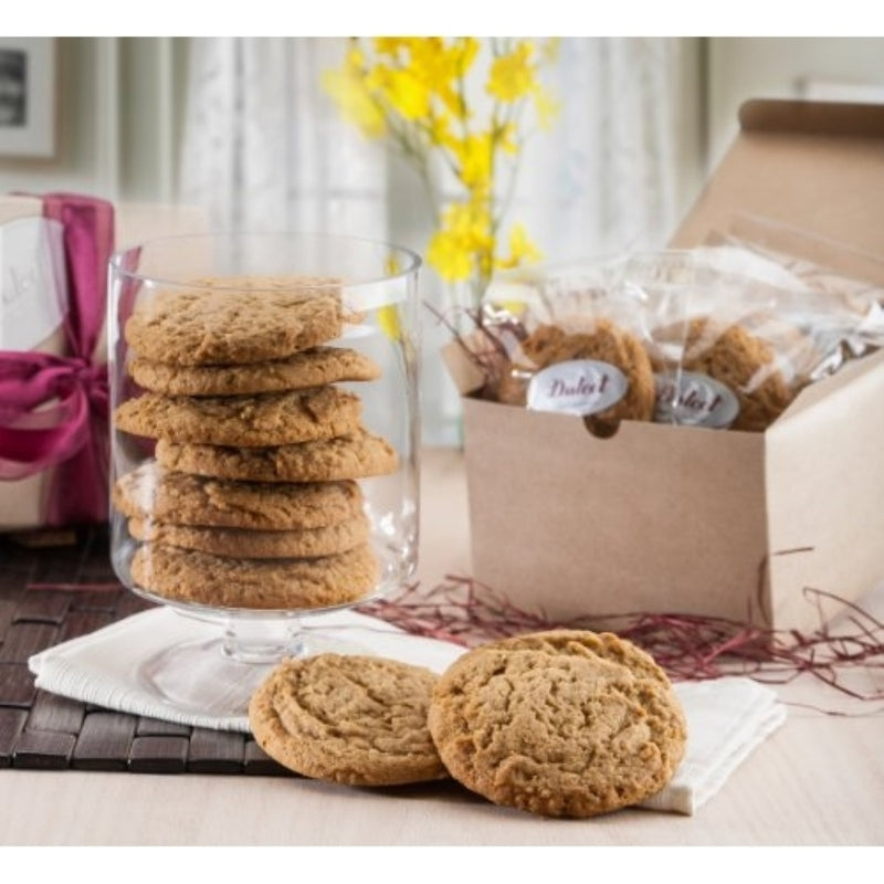 Peanut Butter Cookie Gift Baskets