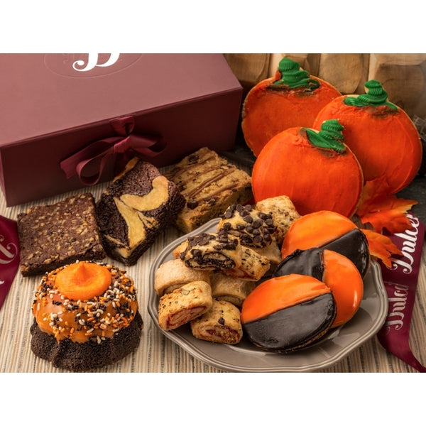 Pumpkin Combo Sweets Gift Box