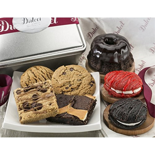 Delightful Sweets Gift Tin