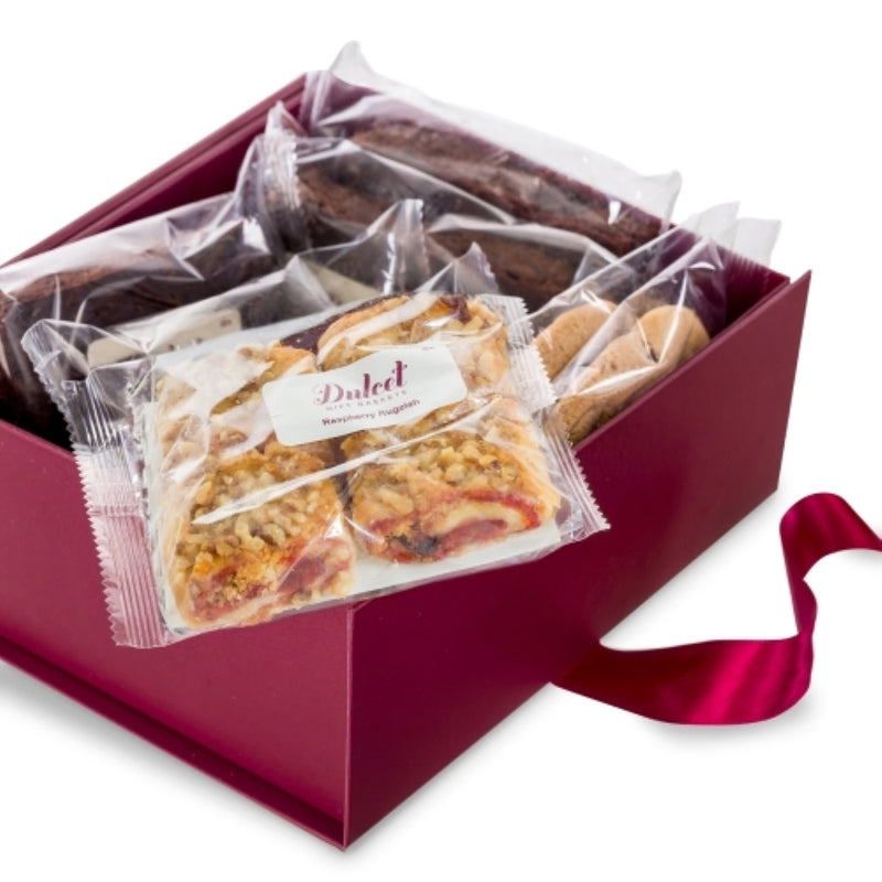 Gourmet Cookie and Snacks Gift Basket