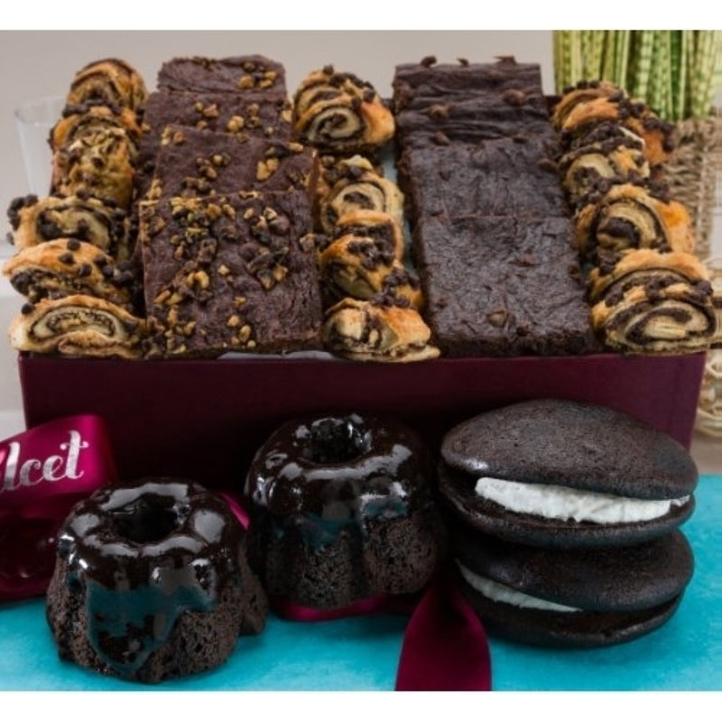 Brownie Ganache Bakery Assortment