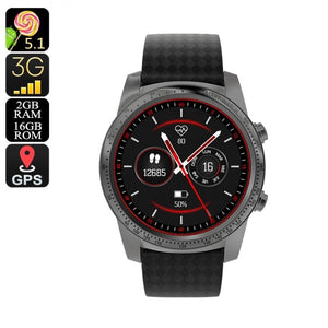 AllCall W1 Smart Watch Phone - EmartPal