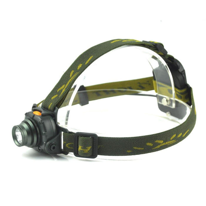 2000 Lumens IR Sensor LED Headlamp - EmartPal