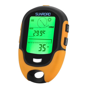 Sunroad FR500 Multifunction Outdoor Altimeter - EmartPal