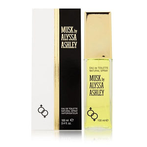 Alyssa Ashley Musk 100ML EDT Spray (W)