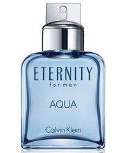 Calvin Klein Eternity Aqua 100ML EDT Spray (M)