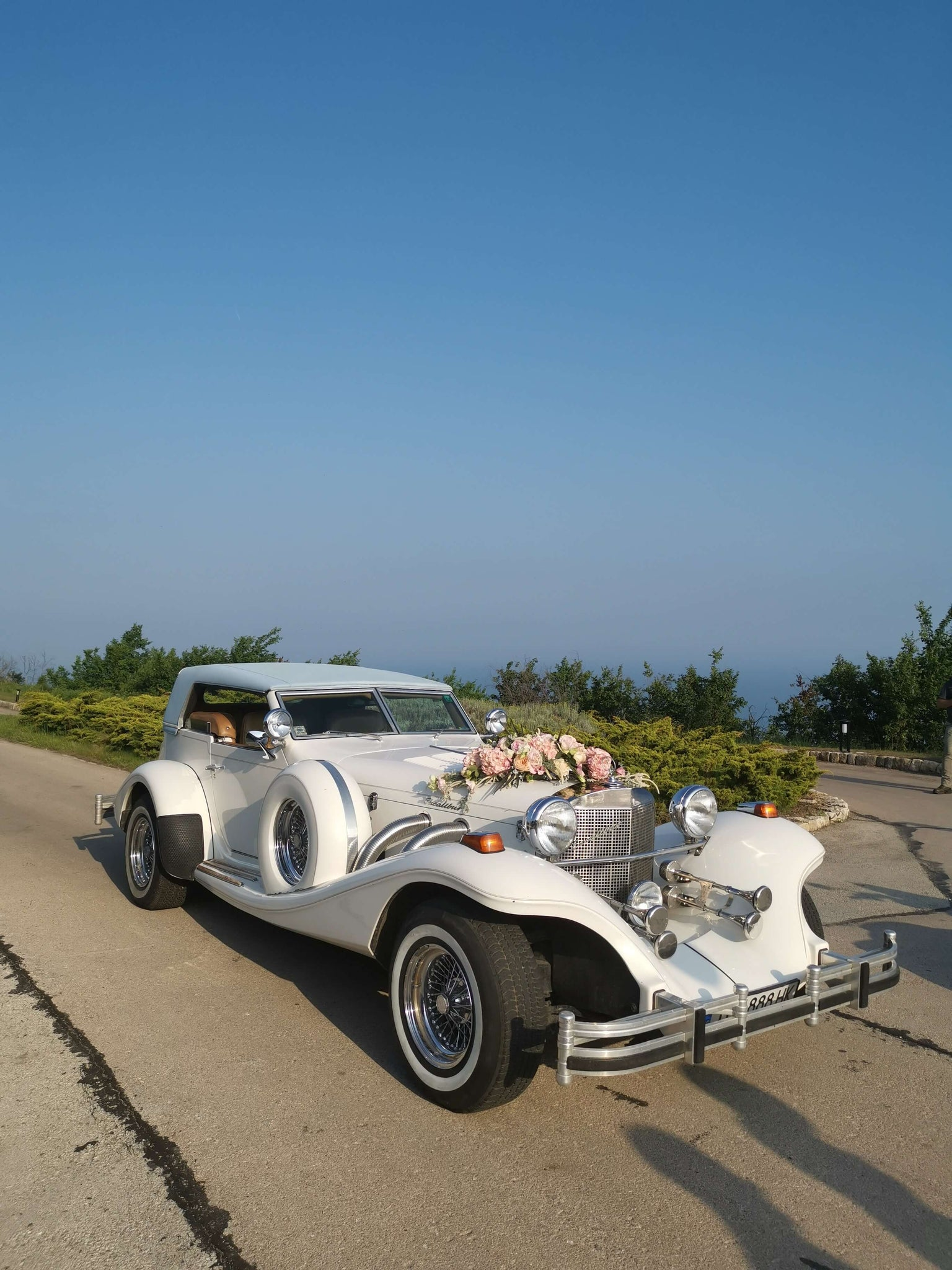 Wedding Car Decoration - Ways to Decorate Your Car for The Big Occasion