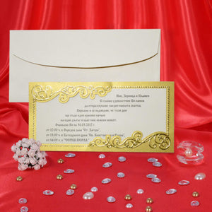Golden Wedding Anniversary Cards