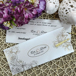 luxury muslim wedding cards