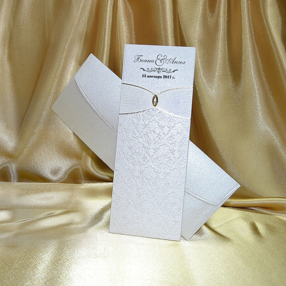 Elegant Luxury Wedding Invitations
