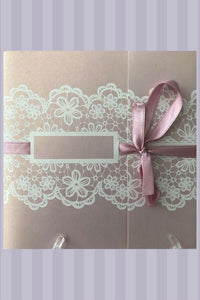 blush pink wedding invitations - weddingcardsuk.com