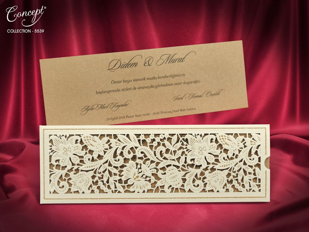 laser cut wedding invitations uk - weddingcardsuk.com
