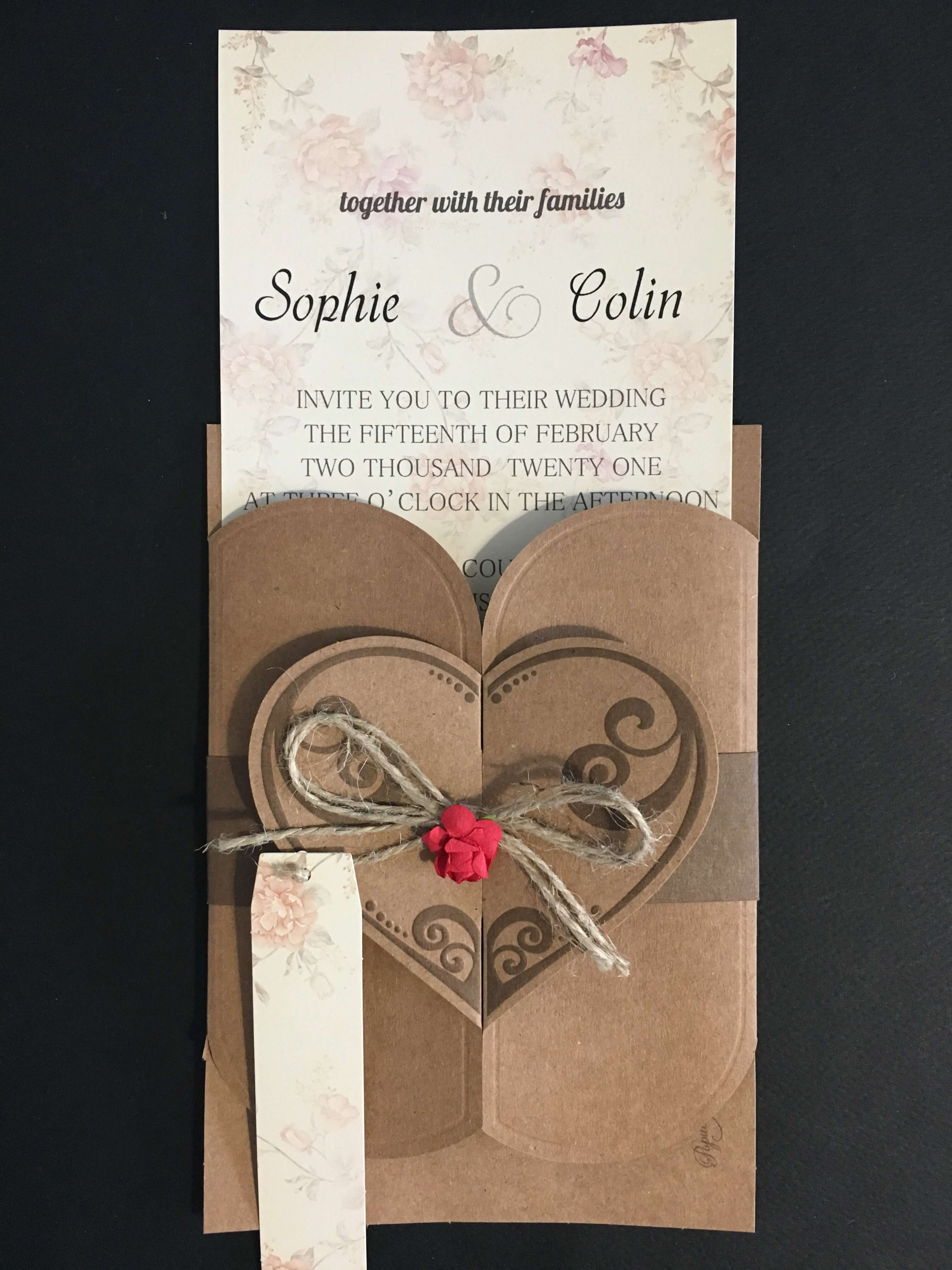 vintage style wedding invitations uk - weddingcardsuk.com