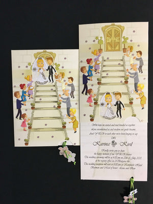 funny wedding invitations uk - weddingcardsuk.com