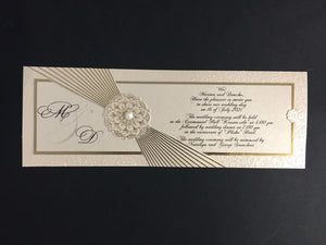 Luxury Indian Wedding Invitations - weddingcardsuk.com