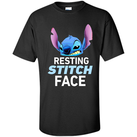 resting stitch face Shirt tank top and hoodie
