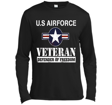 American Flag US Airforce Veteran Defender Of Freedom Shirt Veteran Day shirt and hoodie