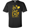 Image of 4th Wedding Anniversary Tshirt We Still Do Gifts for Couples Halloween shirt