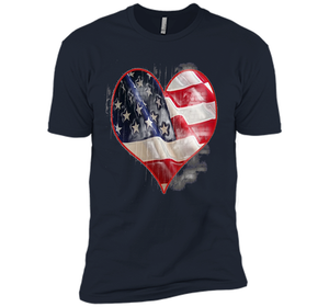 American Flag Labor Day Veterans Day T-Shirt Labor Day t-shirt