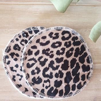 Flo-&-O-Reusable-Nursing-Pads-Neutral-Leopard