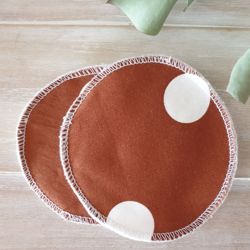 Flo-&-O-Reusable-Nursing-Pads-Rust-Big-Spot