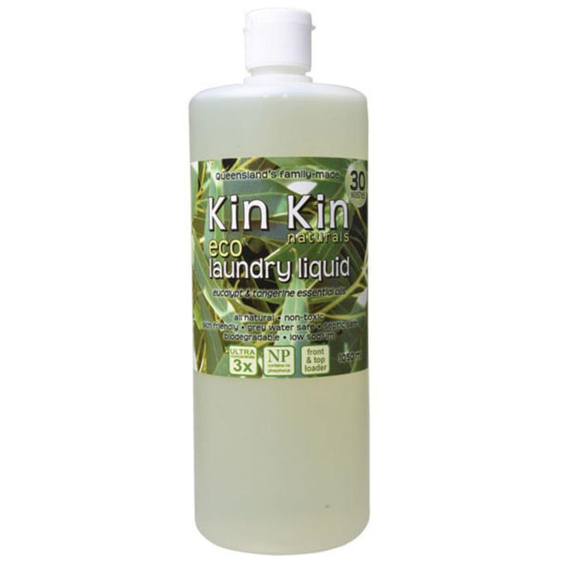 Kin Kin Naturals Laundry Liquid 1050ml - 2 Variations