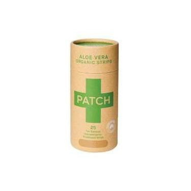 Patch Organic Bamboo Band Aids, 25 Pack - 4 Variants