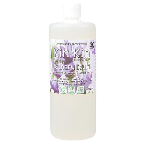 Kin Kin Lavender Laundry Pre-Filled Bulk Liquid 500ml
