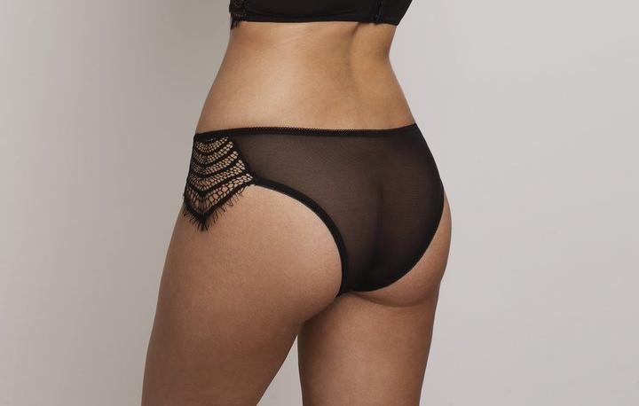 MIA BRIEF BLACK