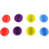 Reusable Silicone Ice Ball Mold Blister Package 25 x 1 pc Set