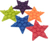 Star Shape Ice, Chocolate, Candy Mold Tray - 25 Pcs