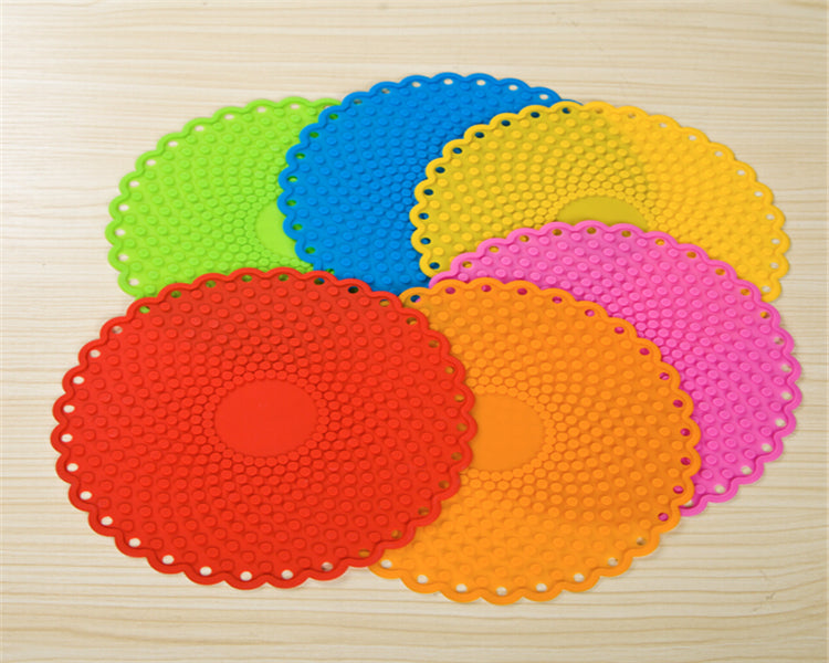 Silicone Pad With Round Magic Point 5 x 4 pcs  Set