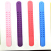 Fancy looking Silicone Wrist Strap 49 Pcs Jar