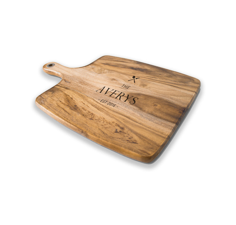 Square Servingboard | Wooden