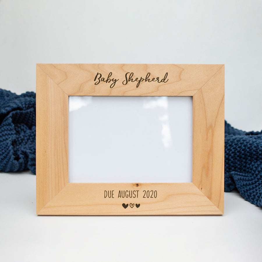 Photo Frame | Baby | Medium 5x7