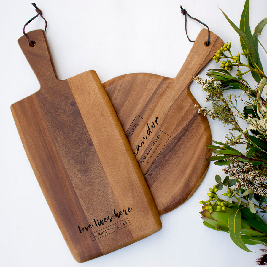 Long Serving Board | Wooden